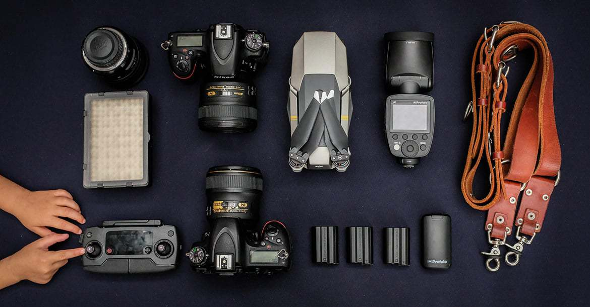 Photography Through the Lens of a Professional